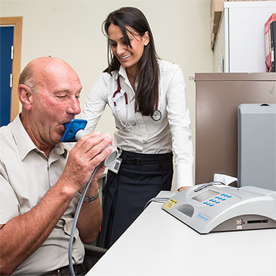 Breathing tests to confirm asthma – Spirometry   My Lungs